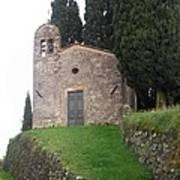 Colle Di Compito - Lucca -tuscany Art Print
