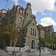 College Hall University Of Pennsylvania Art Print
