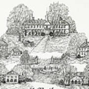 College Of William And Mary Art Print