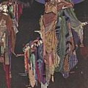 Colloquy Of Monos And Una Art Print