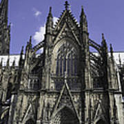 Cologne Cathedral 02 Art Print