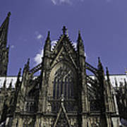 Cologne Cathedral 03 Art Print