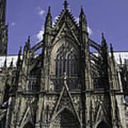 Cologne Cathedral 04 Art Print