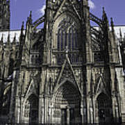 Cologne Cathedral 05 Art Print