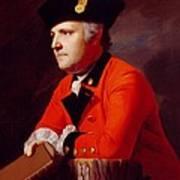 Colonel John Montresor Art Print