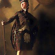 Colonel Macdonnel Of Glengarry Art Print