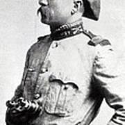 Colonel Theodore Roosevelt 1898 Art Print