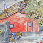 Colonia Del Sacramento Art Print