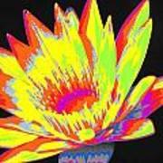 Color Blasted Art Print