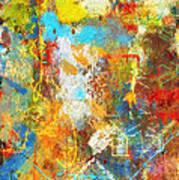 Color Burst #1 Art Print
