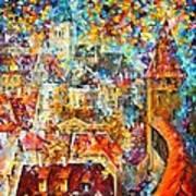 Color Castle Art Print