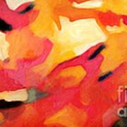 Color Dynamics Art Print