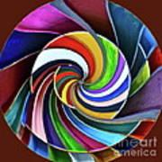 Color Me Again Art Print