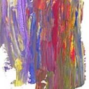 Color Mix 21 Art Print