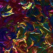Color Splash V Art Print