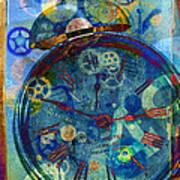 Color Time Art Print