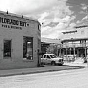 Colorado Boy Art Print