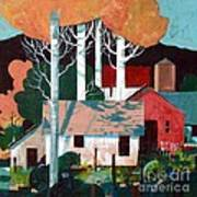 Colorado Farm Art Print