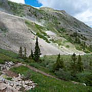Colorado Mountain Landscape Art Print