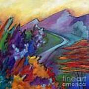 Colordance Art Print