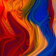 Colorful Compromises II Art Print