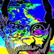 Colorful Jobs Art Print