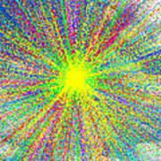Colors In The Sky Art Print