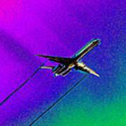 Colors Of Flight Art Print