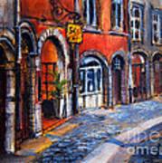 Colors Of Lyon 2 Art Print