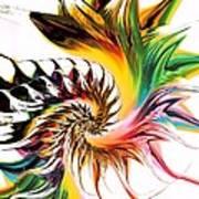 Colors Of Passion Art Print