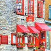 Colors Of Quebec 16 Art Print by Mel Steinhauer