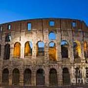 Colosseum  Art Print by Mats Silvan