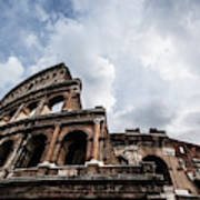 Colosseum  Rome, Italy Art Print