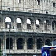 Colosseum Two Art Print
