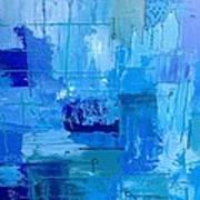 Colour Blue 2 Art Print