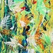 Colours Experiments Art Print