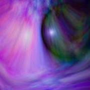 Colours Of Creation 4 Art Print
