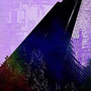 Columbia Tower Cubed 4 Art Print