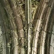 Column Art - Rock Of Cashel Art Print