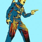 Commando Cody 2 Art Print