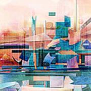 Commerce  Art Print