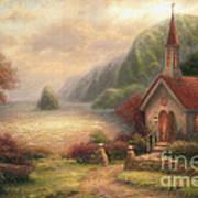 Compassion Chapel Art Print