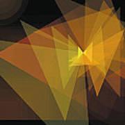 Composition 28 Art Print