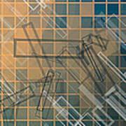 Composition 45 Art Print