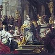 Conca, Sebastiano 1680-1764. The Art Print by Everett
