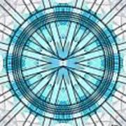 Concentric Eccentric 3 Print by Brian Johnson