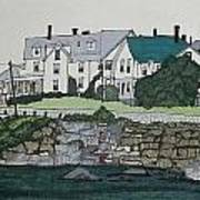 Concordville From Short Sands Art Print