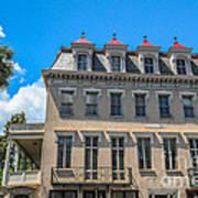 Charleston Confederate Home Art Print