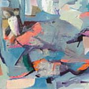 Conflict Of Interest Art Print