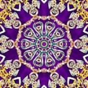 Conscious Carousel Art Print